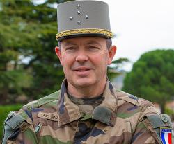 Chief-of-Staff of French Army Visits Renault Trucks Defense