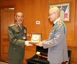 Chief of Staff of UAE Armed Forces Meets Senior Officials in Morocco
