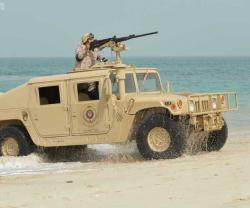 Saudi Arabia Starts Gulf Shield 1 Maneuvers