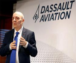 Dassault Aviation's Chairman & CEO Presents 2020 Annual Results