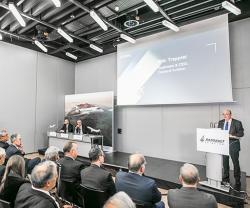Dassault Aviation's Civil, Defense Know-How at EBACE 2019