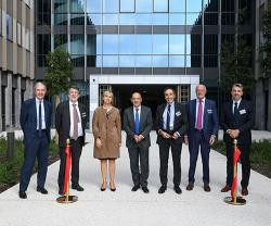 Dassault Aviation Inaugurates New Building for Design & Operations