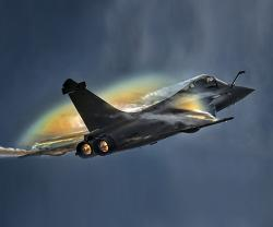 Dassault Aviation at the Aero India Show in Bangalore
