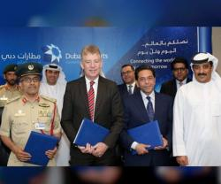 Dubai Airports, Dubai Police, IATA, ACI Sign MoU on Smart Security