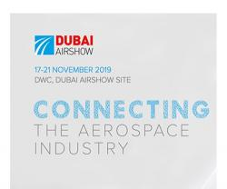 Dubai Airshow 2019 to Take Place in One Year