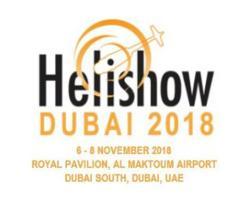 Dubai HeliShow to Attract Over 60 Exhibitors