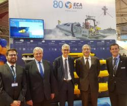 OCEA, DCI, ECA Unveil Solution for MCM Operations