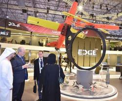 EDGE Joins ISNR Abu Dhabi as Advanced Technology Partner