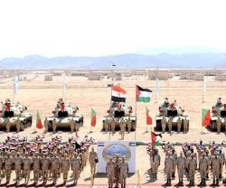 Egypt, Jordan Start 'Aqaba 5' Joint Military Drill
