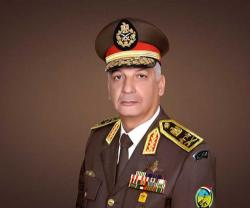 Egypt's Defense Minister Visits Washington