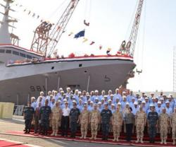 Egypt Launches Second Gowind® Class Frigate in Alexandria
