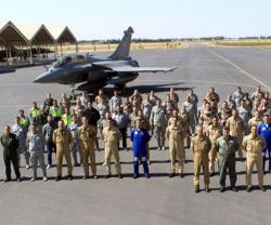 Egyptian, French Armies Launch Joint Air, Naval Drills