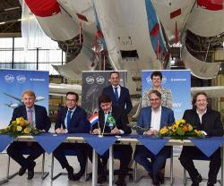 Embraer, Fokker Sign MoU to Pursue Defense, Commercial Opportunities