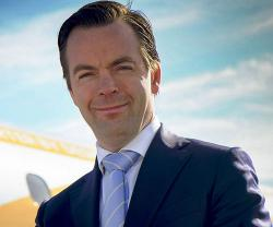 Embraer Names Arjan Meijer President & CEO, Commercial Aviation