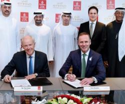 Emirates, Etihad to Cooperate in Aviation Security