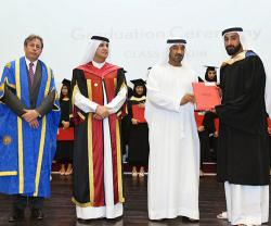 Emirates Aviation University Holds 29th Graduation Ceremony