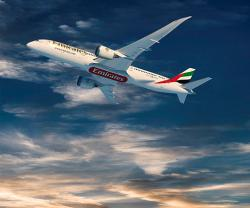 Emirates Orders 30 Boeing 787 Dreamliner Airplanes