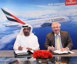Emirates to Acquire Up to 36 Additional A380s