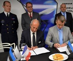 Estonia Orders New Batch of MBDA's Mistral SHORAD Systems