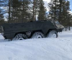 Estonia to Join Finland, Latvia in Patria's 6x6 Vehicle Development Program