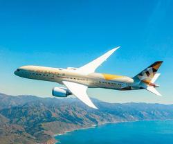 Etihad Airways Reports $1.28 Billion Loss in 2018