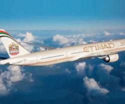 Etihad Aviation Group to Contribute $10.7bn to US Economy