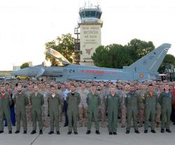 Eurofighter Fleet Passes 500,000 Flying Hours
