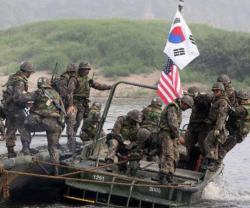 US, South Korea Begin Joint Naval Drills