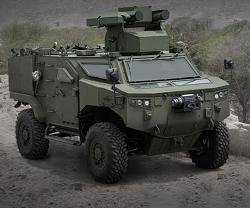FNSS Showcases New Generation Tracked & Wheeled Armored Vehicles at Eurosatory