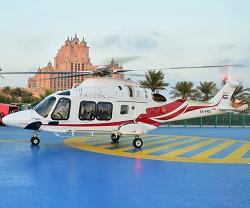 Falcon Aviation, Leonardo Partner for Kuwait Oil Company Contract