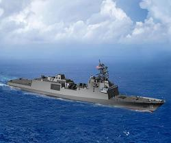 Fincantieri to Build Future U.S. Navy Frigates