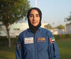 First Arab Female Astronaut Selected for Second Batch of UAE Astronaut Program