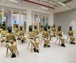 First Batch of Female Cadets Graduates from Dubai Police Academy