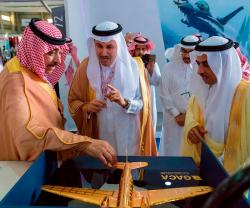 GACA Concludes Participation in Bahrain International Air Show