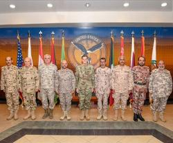 GCC, Egypt, Jordan Attend Chiefs-of-Staff Meeting in Florida