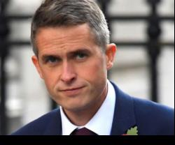 Gavin Williamson Named UK Defence Secretary