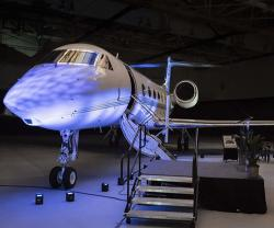 Gulfstream Delivers Final G450
