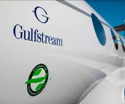 Gulfstream Makes 1st Carbon-Neutral Flights