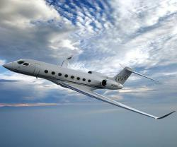 Gulfstream Marks 5th Anniversary of G650 Type Certification