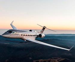 Gulfstream to Showcase Record-Breaking Fleet at EBACE 2019