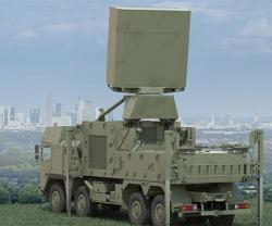 HENSOLDT Presents New Ground-Based Air Defense Radar