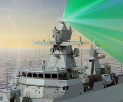 HENSOLDT Unveils Three-Dimensional Multi-Mission Naval Radar at DSEi