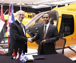 Horizon International Flight Academy Receives First Bell 505