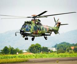Indonesian Air Force Orders 8 Additional H225M Helicopters