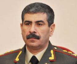 Azeri Defense Minister Receives Iran's Deputy Defense Minister