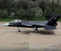 Iran's Qaher & Kosar Fighter Jets Pass Fast Taxi Run Tests