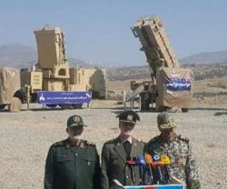 Iran Unveils New Advanced Missile Defense System