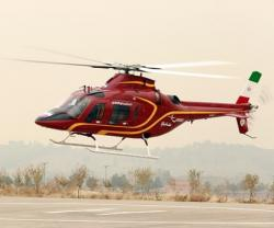 Iran, Russia to Sign Joint Helicopter Production Deal