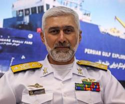 Iran to Start Construction of 6,000-Ton Destroyer This Year