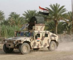 Iraq to Revamp Up to 1,200 Military Vehicles